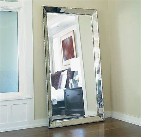 secretscali mirrors venetian beaded leaner mirror