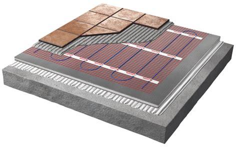 Underfloor Heating Mat by Electric Underfloor Heating Warmup