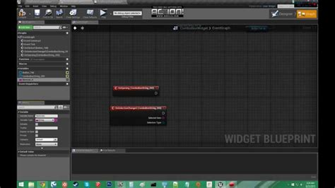 c tutorial unreal tutorial unreal engine umg combobox youtube