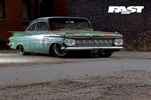 wotw 1959 chevy bel air fast car