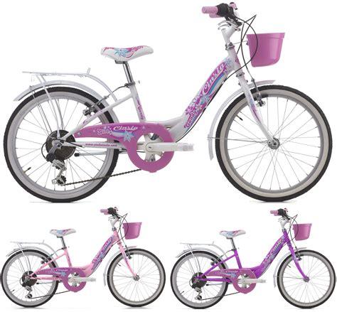 zoll maedchen fahrrad cinzia candy  gang kinderfahrrad