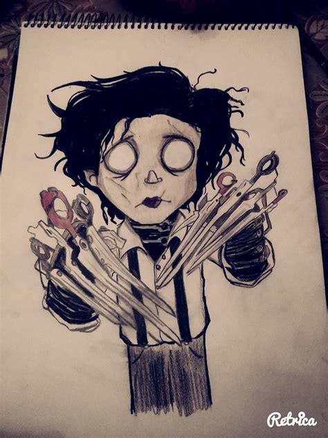 imagenes de jack manos de tijera joven manos de tijera ilustra