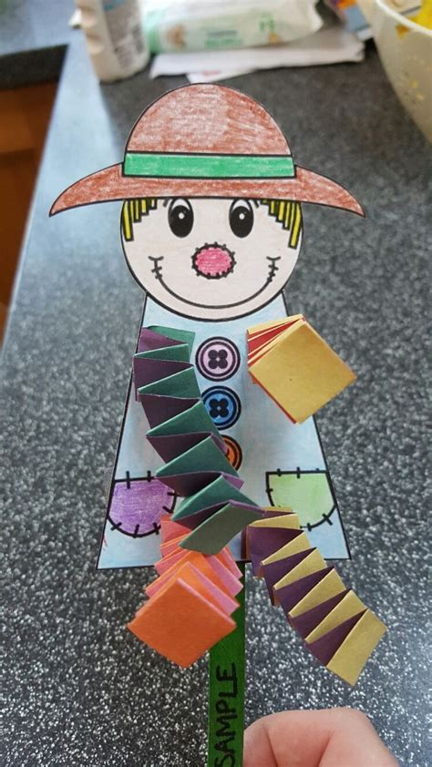 scarecrow crafts for crafts scarecrow crafts and scarecrows on