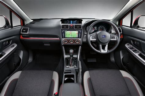 red subaru crosstrek interior 2015 crosstrek news autos post