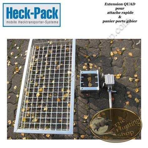 Porte Gibier Pour Voiture by Heck Pack Extension Pour Porte Gibier Pour Attache De