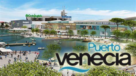lavado de coche en puerto venecia parque comercial puerto venecia horarios de apertura
