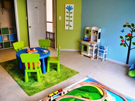 wall painting ideas for playrooms