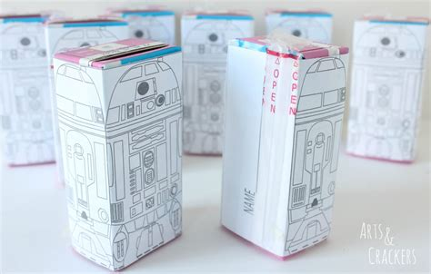 printable christmas juice box cover r2d2 juice boxes and free printable