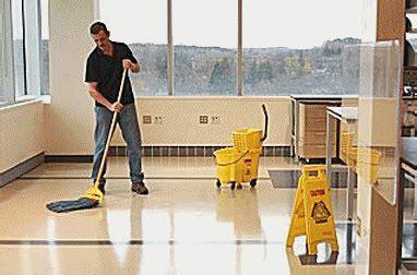 wax floor restoration services by organized