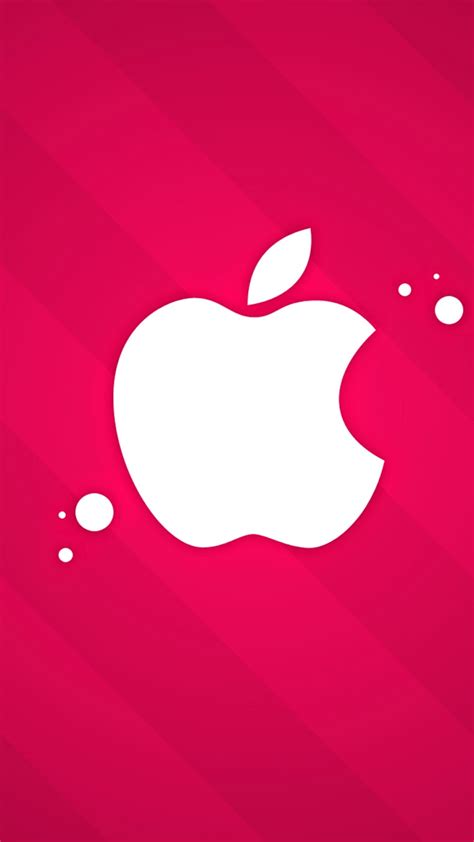 wallpaper for iphone 6 with apple logo free wallpaper phone iphone 6 plus pink apple logo wallpapers