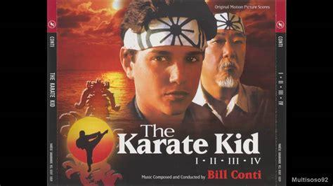 theme music karate kid bill conti karate kid soundtrack suite 1984 youtube