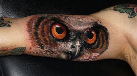 owl face tattoo owl tattoos best of the best lazer
