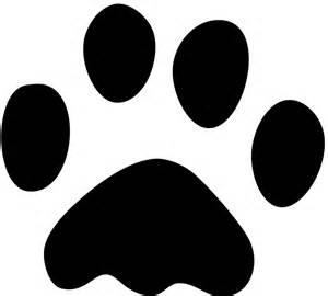 picture of paw print cliparts co