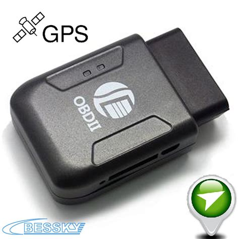 obd ii gps realtime tracker car truck vehicle spy tracking