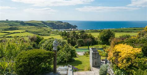 cottage tintagel cornwall cottages tintagel overaven