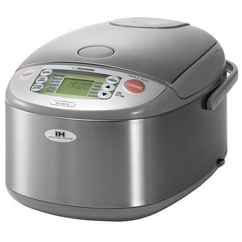 Rice Cooker Sanken Stainless Steel zojirushi stainless steel induction heating system rice