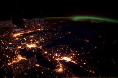 great lakes  night    space stellar neophyte