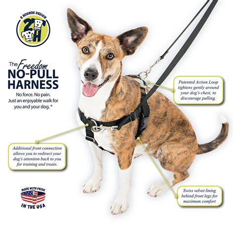 harnesses for dogs buy freedom harness no pull harness from only 28 99