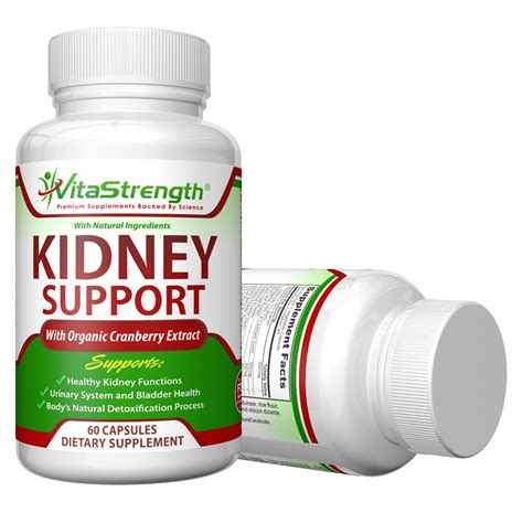 Left Kidney Detox by Health Comes From The Kidneys Vitastrength