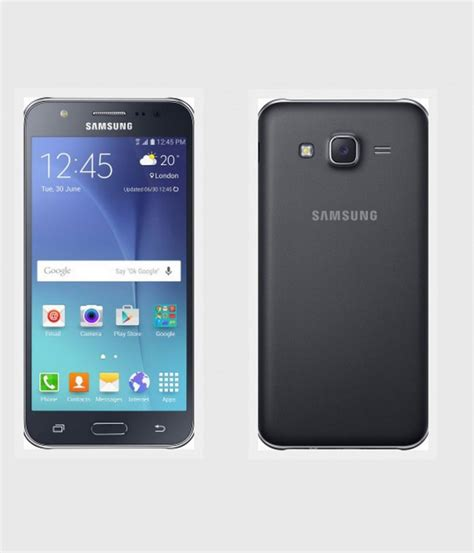 Samsung J7 2015 samsung galaxy j7 2015 black j700h 19 900 0tk