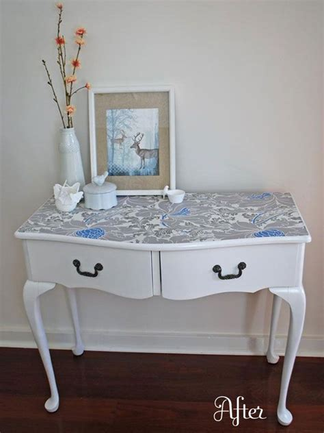 Wallpaper On Dresser by 25 Amazing Diy Furniture Makeovers With Wallpaper