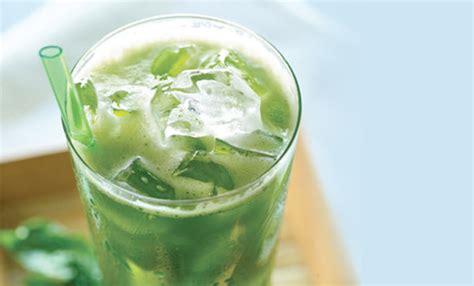 Detox Juice Kale Spinach by Juicing 101 Epicurious Epicurious