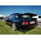 The Business Ford Sierra RS500 Cosworth  Motoring Con Brio