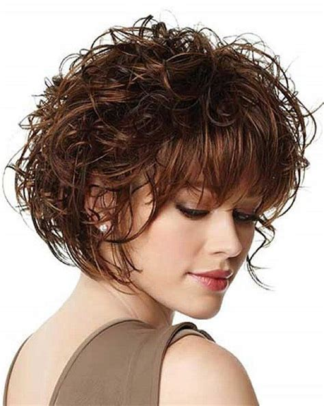 ideas  curly bob hairstyles  pinterest