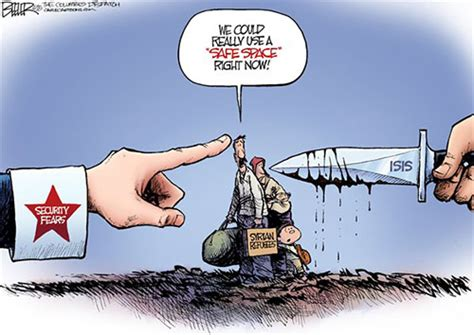 political cartoons syrian refugees sitnews stories in the news ketchikan alaska