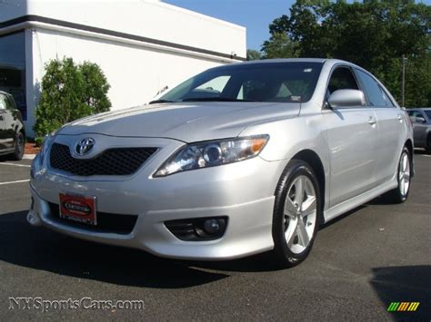 2010 Toyota Camry Se For Sale 2010 Toyota Camry Se In Classic Silver Metallic 086572