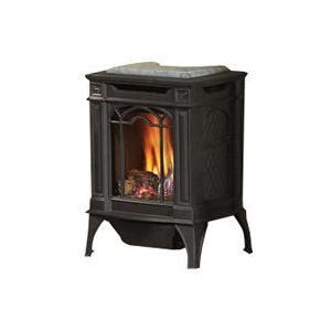 napoleon gds20 arlington cast iron propane gas stove