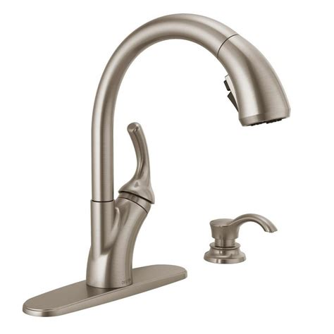 Kitchen Faucets Pull Out Spray Delta Pull Out Spray Kitchen Faucet