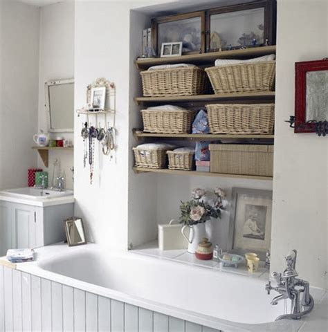 Ideas For Bathroom Storage Modern Furniture 2014 Small Bathrooms Storage Solutions Ideas