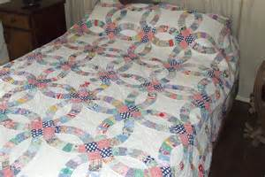 wedding ring quilt tim latimer quilts etc