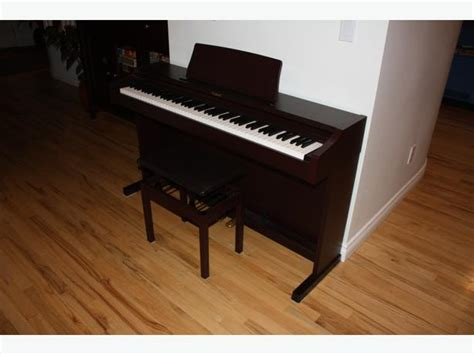electric piano bench roland electric piano and bench model rp101 mh saanich victoria