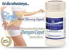 Obat Diet Dokter Kapsul Slimming Detox biolo wsc slimming capsule asli obat penurun berat badan