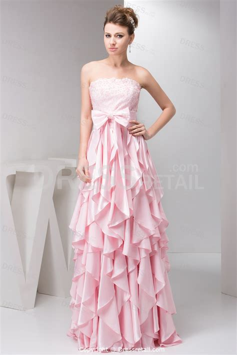 light pink formal dresses formal dresses for pink special occasion