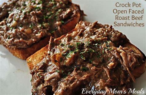 Fast Easy Dinner Open Roast Beef Sandwich by 516 Best Images About To Eat On Butter Salted