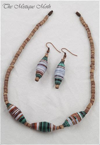 Paper Bead Crafts - 274 best images about paper on