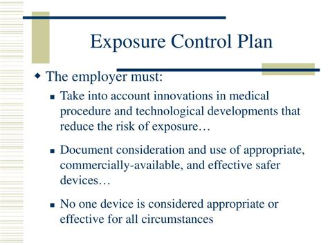 exposure control program