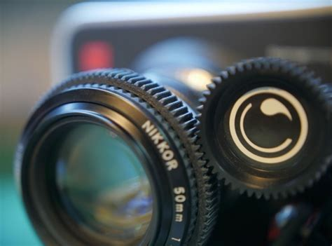 Gear Printer creating affordable follow focus gears using a 3d printer