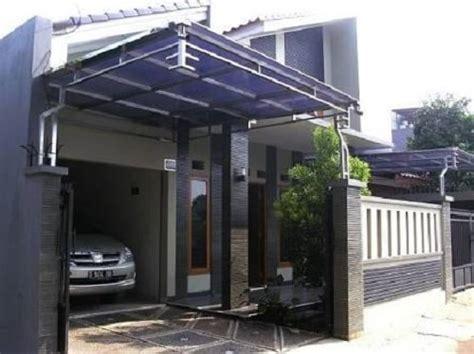 desain garasi mobil terbuka desain garasi desainrumahminimalis co id
