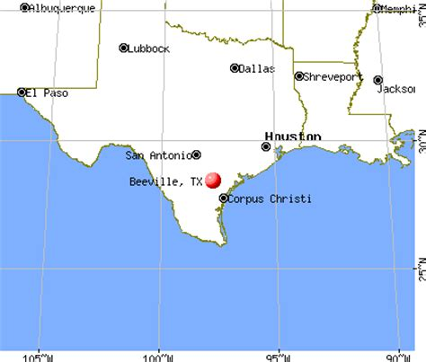 beeville texas map prisons in texas map images