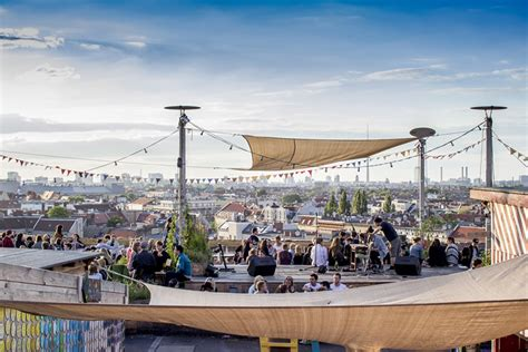 Roof Top Bars Berlin by Klunkerkranich Neuk 246 Lln Berlin