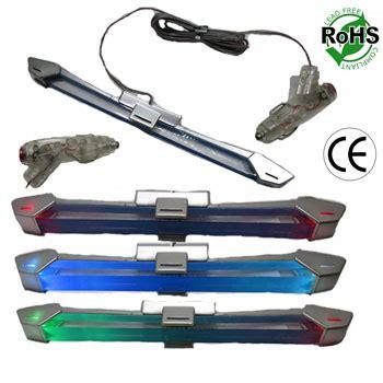 automotive led light bar led light bar rgb automotive accessory 12v dc 1 per pack