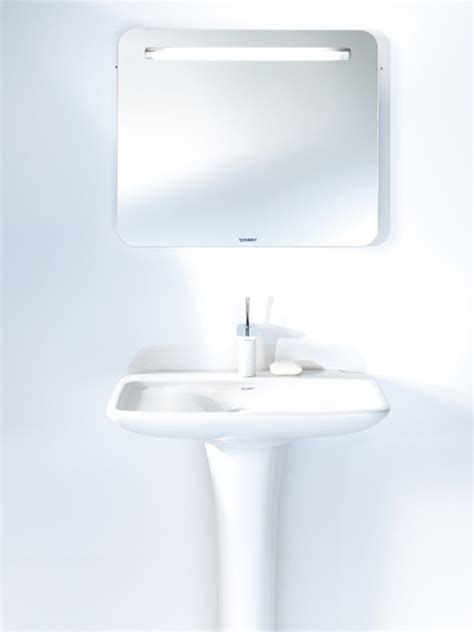 duravit bathroom mirrors puravida bathroom mirror by duravit design phoenix design