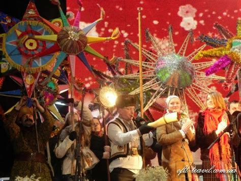 images of christmas in ukraine christmas in ukraine ukrainian touroperator ofit