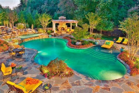 amazing backyards amazing backyard favorite places spaces pinterest