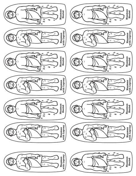 naaman coloring page printable 51 best images about naaman on pinterest slave girl fhe