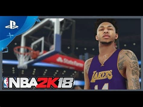 Kaset Ps4 Nba 2k18 nba 2k18 ps4 official e3 gameplay trailer 2017 pc ps4 xbox one